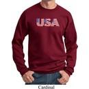 USA 3D Sweatshirt