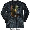 USA Tee American Eagle Long Sleeve Tie Dye Shirt
