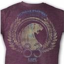 USFL Michigan Panthers T-shirt 1983 Champions Adult Purple Tee Shirt