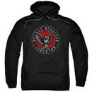 Velvet Revolver Hoodie Circle Logo Black Sweatshirt Hoody