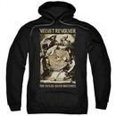 Velvet Revolver Hoodie Quick Machines Black Sweatshirt Hoody