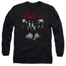Velvet Revolver Shirt Group Photo Long Sleeve Black Tee T-Shirt