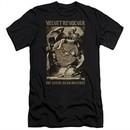 Velvet Revolver Shirt Slim Fit Quick Machines Black T-Shirt