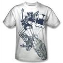 Voltron Shirt Defender Sublimation T-Shirt