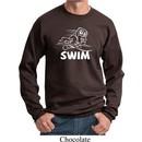 White Penguin Power Swim Sweatshirt