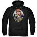 Willy Wonka and The Chocolate Factory  Hoodie Its Scrumdiddlyumptious Black Sweatshirt Hoody