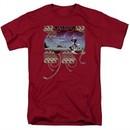 Yes Shirt Yessongs Cardinal T-Shirt