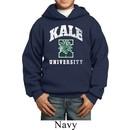 Yoga Kale University Darks Kids Hoodie