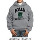 Yoga Kale University Lights Kids Hoodie
