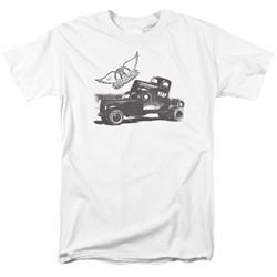 Aerosmith Shirt Pump White T-Shirt