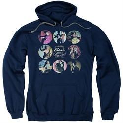 American Horror Story Hoodie Cabinet Of Curiosities Navy Blue Sweatshirt Hoody