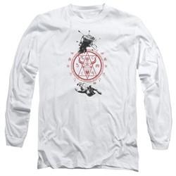 American Horror Story Long Sleeve Shirt As Above So Below White Tee T-Shirt