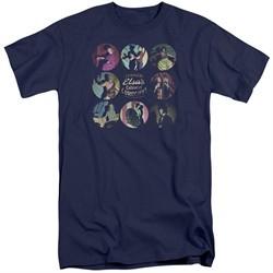 American Horror Story Shirt Cabinet Of Curiosities Navy Blue Tall T-Shirt