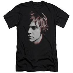 American Horror Story Slim Fit Shirt Tate Langdon Black T-Shirt