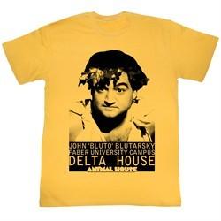 Animal House Shirt Bluto Gold T-Shirt