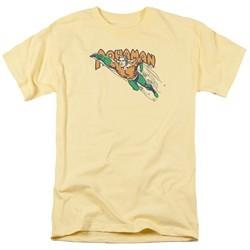 Aquaman Shirt Swim Through Banana T-Shirt