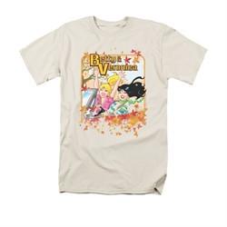 Archie Shirt Betty & Veronica Fall Cream T-Shirt