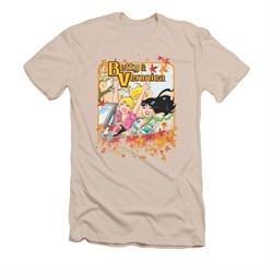Archie Shirt Slim Fit Betty & Veronica Fall Cream T-Shirt