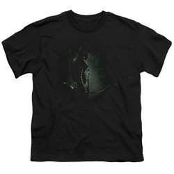 Arrow Shirt Kids In The Shadows Black T-Shirt