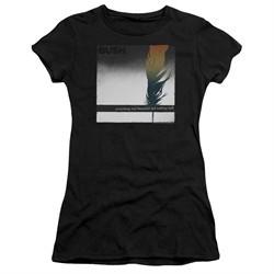 Bush Juniors Shirt Feather Black T-Shirt