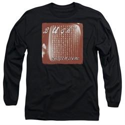 Bush Long Sleeve Shirt Sixteen Stone Black Tee T-Shirt
