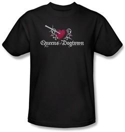 Californication Shirt Queens Of Dogtown Adult Black T-Shirt Tee