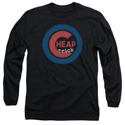 Cheap Trick Long Sleeve Shirt Cub 4 Black Tee T-Shirt