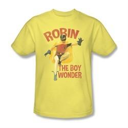 Classic Batman Shirt Boy Wonder Banana T-Shirt