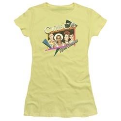 Culture Club Juniors Shirt Karma Chameleon Banana T-Shirt
