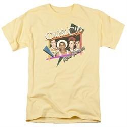Culture Club Shirt Karma Chameleon Banana T-Shirt