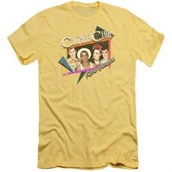 Culture Club Slim Fit Shirt Karma Chameleon Banana T-Shirt