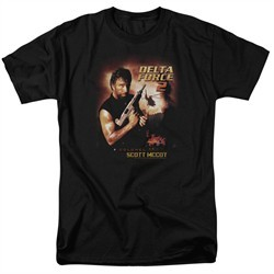 Delta Force 2 Kids Shirt Poster Black T-Shirt
