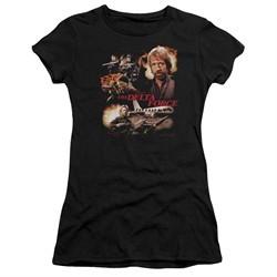 Delta Force Juniors Shirt Action Pack Black T-Shirt