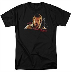 Delta Force Shirt Maj Scott Mccoy Black T-Shirt
