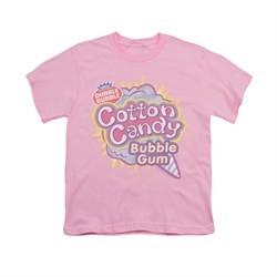 Double Bubble Shirt Kids Cotton Candy Gum Pink T-Shirt