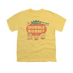 Double Bubble Shirt Kids One Cent Banana T-Shirt