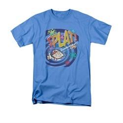 Double Bubble Shirt Splat Jawbreaker Carolina Blue T-Shirt