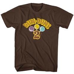 Dum Dums Shirt 2 Cents Chocolate T-Shirt
