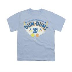 Dum Dums Shirt Kids 2 Cents Light Blue T-Shirt