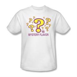 Dum Dums Shirt Mystery Flavor White T-Shirt