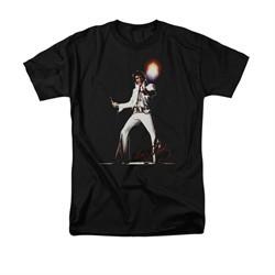 Elvis Presley Shirt Glorious Black T-Shirt