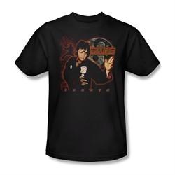 Elvis Presley Shirt Karate Black T-Shirt