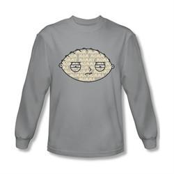 Family Guy Shirt Mom Mommy Mumma Long Sleeve Silver Tee T-Shirt