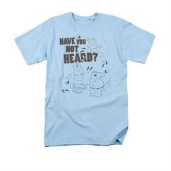 Family Guy Shirt Not Heard Light Blue T-Shirt