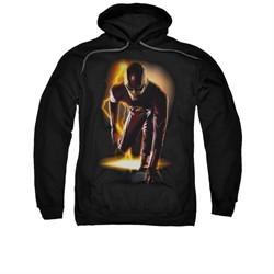 Flash Hoodie Ready Black Sweatshirt Hoody