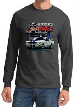 Ford Mustang Shirt Various Shelby Long Sleeve Shirt