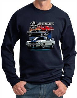 Ford Mustang Sweatshirt Various Shelby Sweatshirt