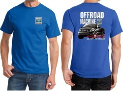 Ford Tee F-150 Off Road Machine (Front & Back) Shirt