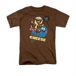 Foster's Home For Dancing Friends Shirt Dancing Adult Coffee Tee T-Shirt