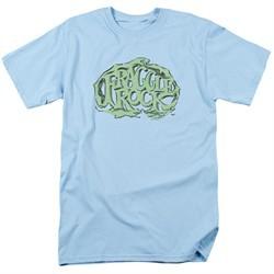 Fraggle Rock Shirt Vace Logo Light Blue T-Shirt
